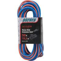Triple Tap All-Weather TPE-Rubber Extension Cords with Light Indicator XH236 | Kelford
