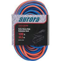 Triple Tap All-Weather TPE-Rubber Extension Cords with Light Indicator XH240 | Kelford